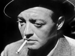 Peter Lorre used to scare me as a child.